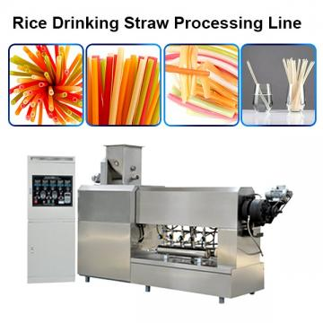 2019 Hot Sale Rice Straw Extruder with Ce & ISO