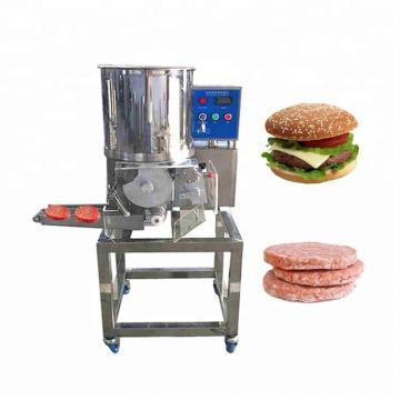 Hamburger Patty Maker Chicken Burger Machine for Sale