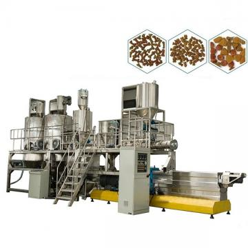 Animal Food Making Machine / Corn /Wheat Flour Process Line/Best Price Dog Food Making Machine