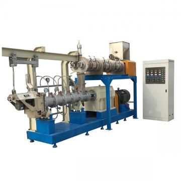 Chinese Factory Dog Cat Fish Pet Pellet Food Extruder Machine Manufacturer