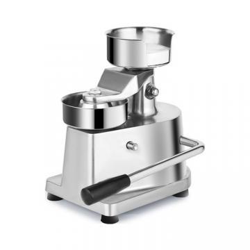 Metal Burger Press Maker Hamburger Machine for Sale