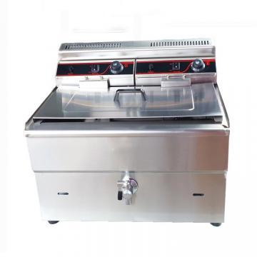 2-Tank 2-Basket Electric Fryer Make in China (HEF-12L-2)
