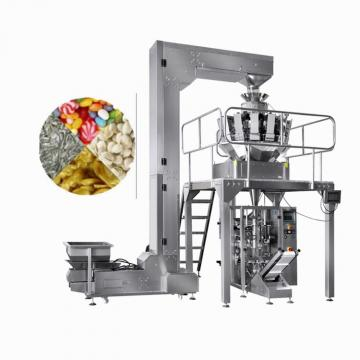 Semi Automatic Rice Wheat Flour Fertilizer Powder Weighing Filling Bagging Packing Machine