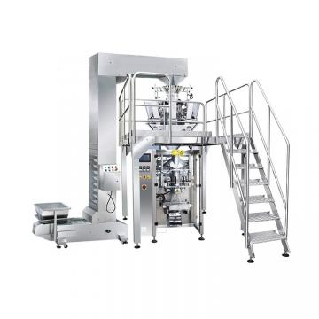 Fully Automatic Snack Popcorn Weighing Bagging Packing Machine