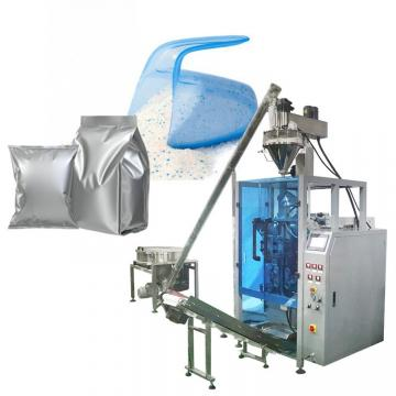 Fully Automatic Plastic Granules Packing Filling Machine for Valve Bag