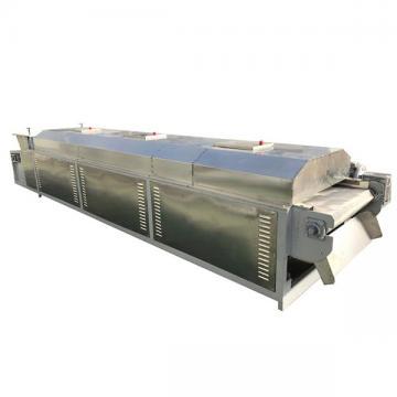 1000-3000pounds/H Automati Cbd Hemp Dryer Mesh Belt Continuous Dryer