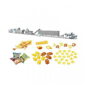 Puff Corn Snack Food Production Line