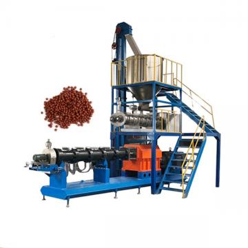Working Continuously 24 Hours Nonstop Chicken Feed Poultry Feed Manufacturing Machine