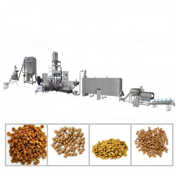 After Sales Service Available Animal Dry Pet Food Processing Machine #1 image