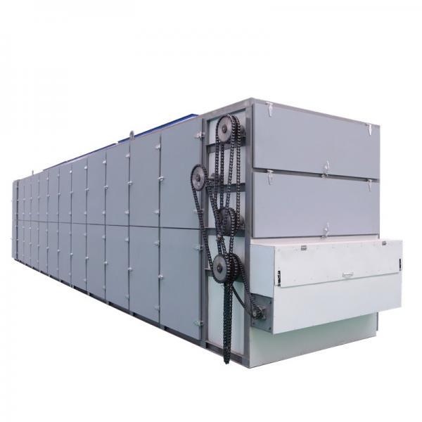 New Zealand Automati Cbd Hemp Dryer Mesh Belt Continuous Dryer #3 image