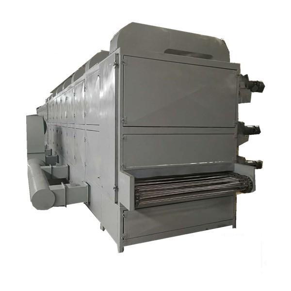 New Zealand Automati Cbd Hemp Dryer Mesh Belt Continuous Dryer #1 image