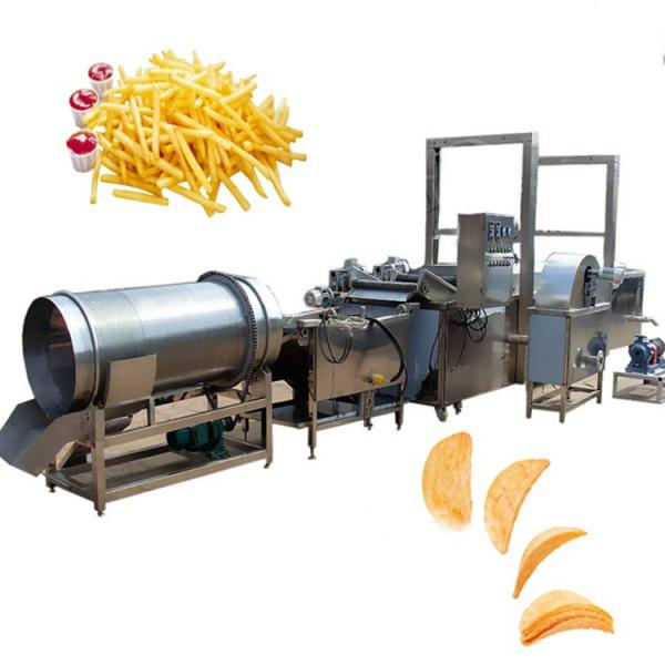 Vertical 20g Small Food Potato Chips Snake Packing Machine for Sale #3 image