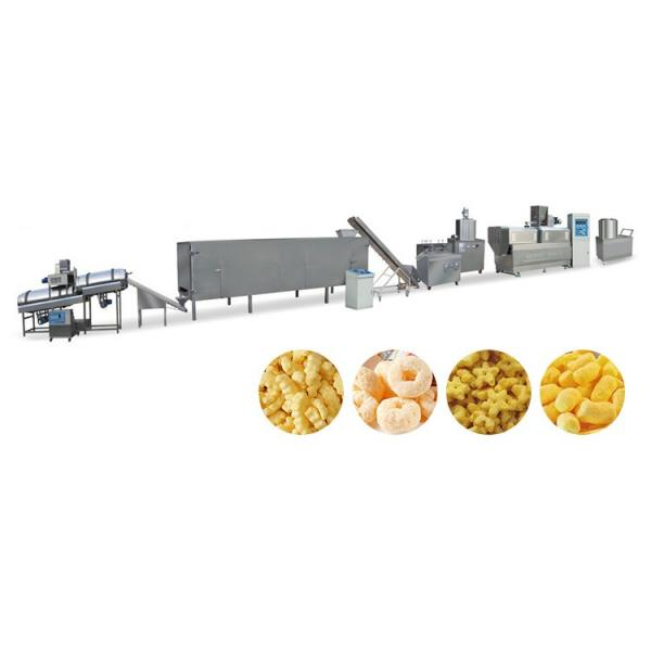 Automatic Industrial Popcorn Production Line for Snack Food Processing Line Approved by Ce Certificate #2 image