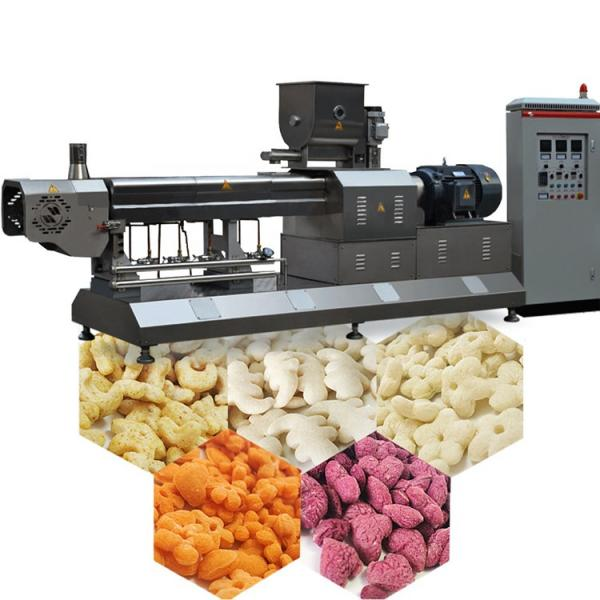 Automatic Industrial Popcorn Production Line for Snack Food Processing Line Approved by Ce Certificate #3 image